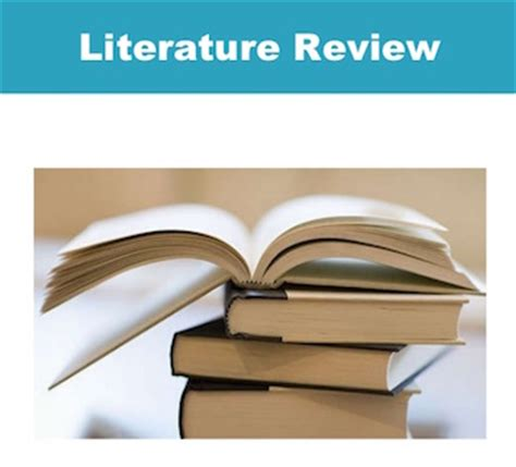 Qualitative research and the review of related literature summary